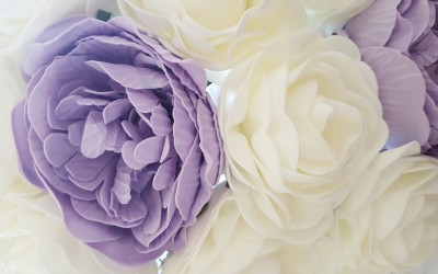 Why choose artificial wedding flowers?